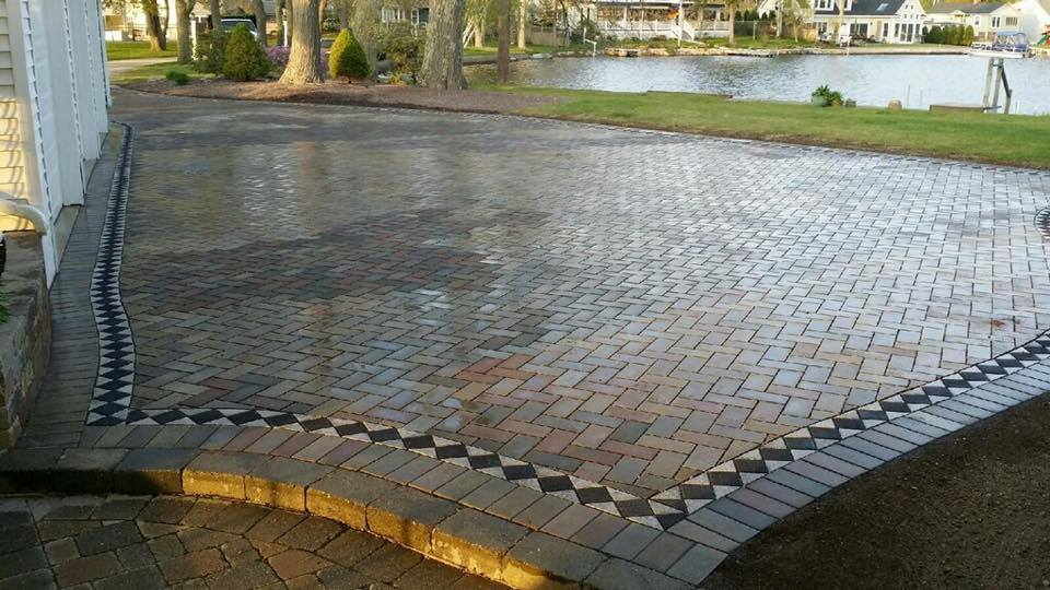 paver patio MA